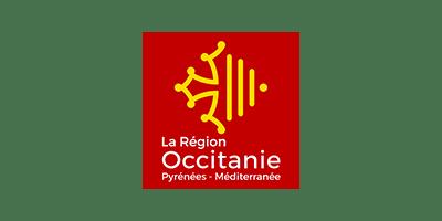 Logo Région Occitanie